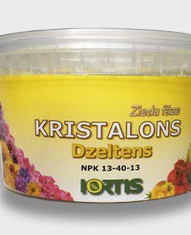 Kristalons Dzeltens 1kg