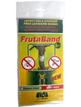 FrutaBand līmstrēmeles pret rapojošiem insektiem augļu kokos 4gab