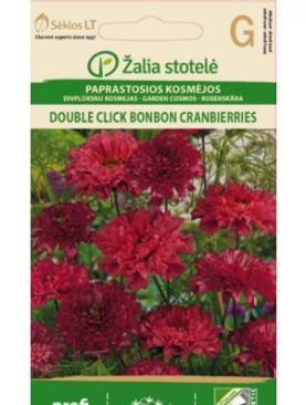 Kosmejas Double Click Bonbon Cranbierries 0.2g