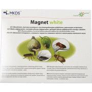 Kukaiņu lipīgās lamatas zāģlapsenēm Magnet white 1gab
