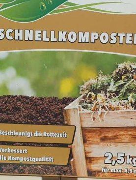 Kompostētājs 2.5kg