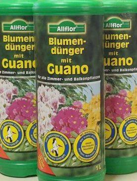 Allflor ziedu mēslojums ar guano 1l